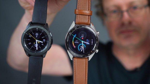 Getest: de smartwatches van Samsung en Huawei