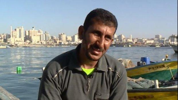 Vissers in Gaza: wij leven in een gevangenis