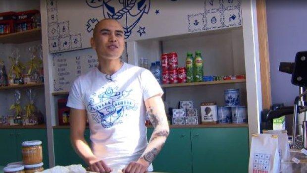 Na de gevangenis een eigen bedrijf: 'Ik maak levensveranderende koffie'