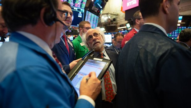 Techrally stuwt Wall Street: Netflix stijgt 6,5 procent