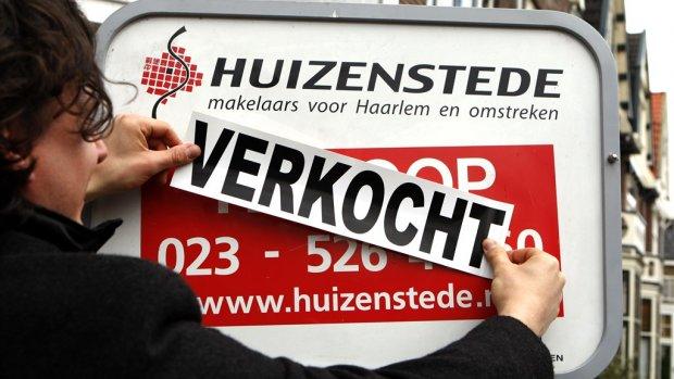 VEH: Nederlanders minder positief over huizenmarkt