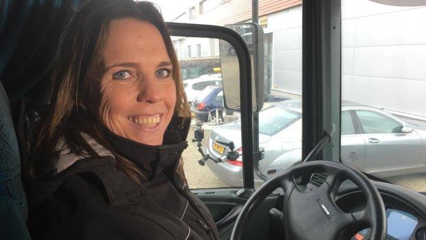 Meer vrouwen op de vrachtwagen: 'Dit is een cultuuromslag'