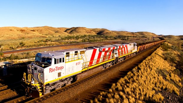 Australische overheid geeft goedkeuring aan zelfrijdende trein