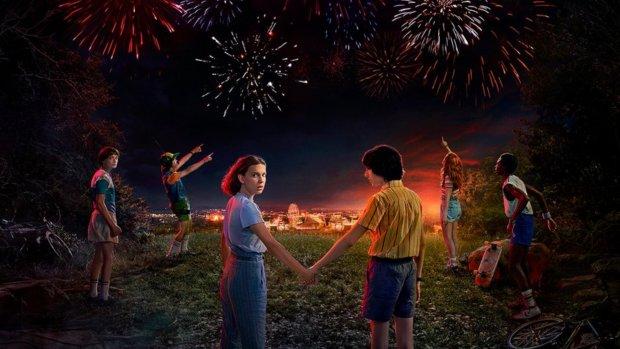 Stranger Things seizoen 3 vanaf 4 juli op Netflix