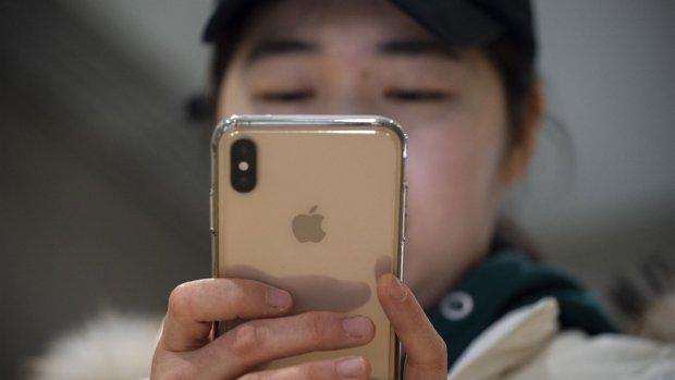 Apple onderuit na keiharde tegenvaller in iPhone-verkopen