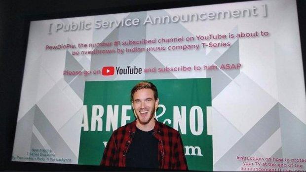 Hackers spelen Pewdiepie-reclame af op Google-apparaten