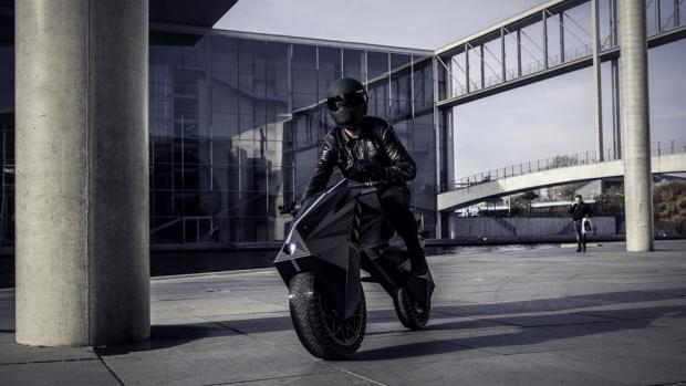 's Werelds eerste 3D-geprinte motorfiets is een lichtgewicht