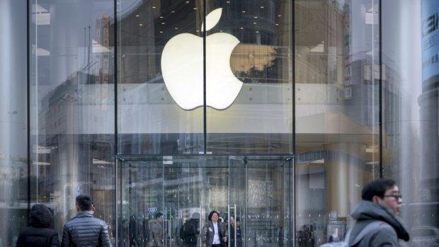 'Apple-medewerker steelt bedrijfsgeheimen zelfrijdende auto's'