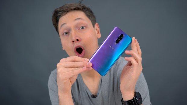 Deze telefoon koop je voor de achterkant
