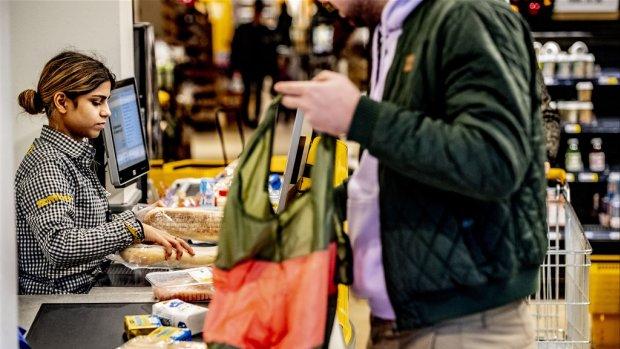 Supermarkten gebruiken btw-verhoging niet als melkkoe
