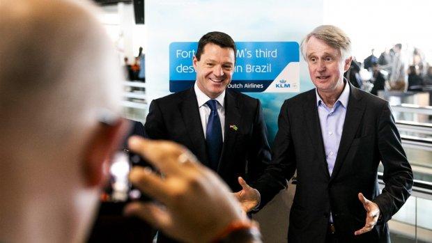 Hoofdrolspelers in dossier Schiphol hebben zelf nauwelijks last van vliegverkeer