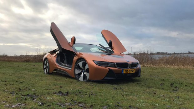 Duurtest BMW i8 Roadster: wonderschoon compromis