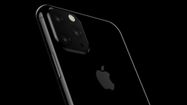 'Twee nieuwe iPhones krijgen drie camera's achterop'