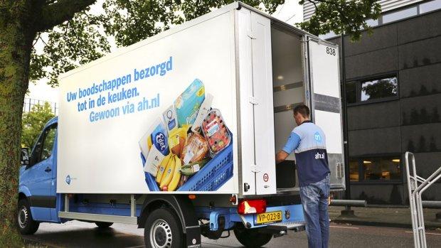 Nederlanders geven veel meer uit aan bestellen van eten