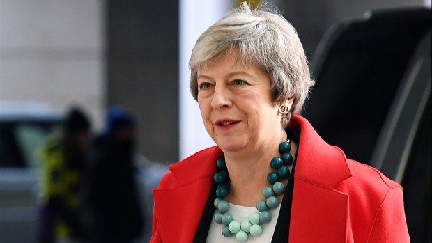 May belooft: volgende week écht cruciale brexitstemming