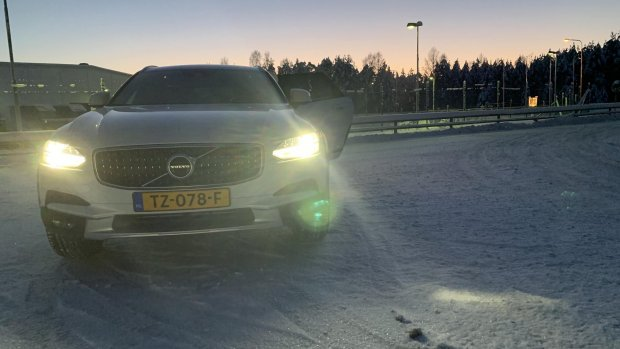 Duurtest Volvo V90 Cross Country: niet van zijn stuk te brengen