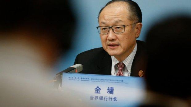 President Wereldbank Kim treedt tussentijds af