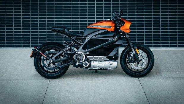 Elektrische Harley-Davidson vanaf nu te bestellen