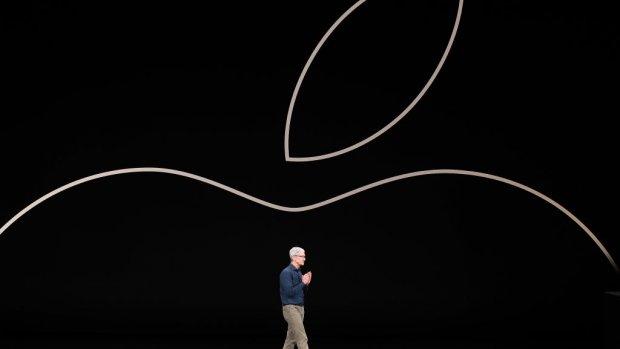 '100 miljoen abonnees voor videodienst Apple na 3 jaar'