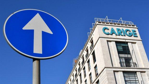 Rome moet noodlijdende Italiaanse bank Carige overeind houden