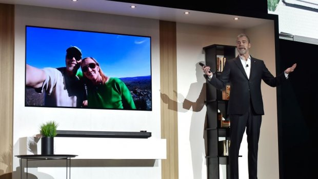 Winst tv-producent LG keldert 80 procent