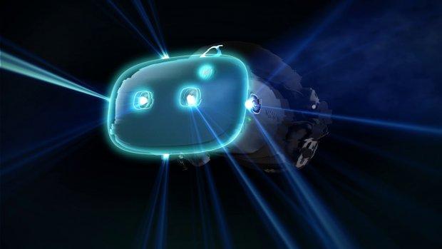 Nieuwe VR-bril HTC volgt waar je naar kijkt