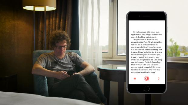 De nieuwe Grunberg biedt met app 'betere leeservaring'