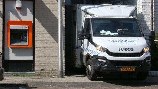 SecurCash alsnog failliet, geldtransport nog even voortgezet