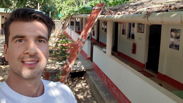 Belastingadviseur Arie gooide leven om voor vluchtelingen