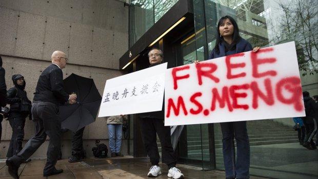 Nederland mengt zich in diplomatiek conflict over Huawei-topvrouw