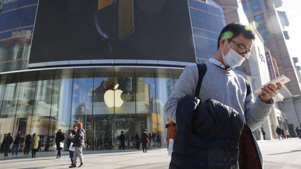 Nieuwe iPhones al in uitverkoop in China