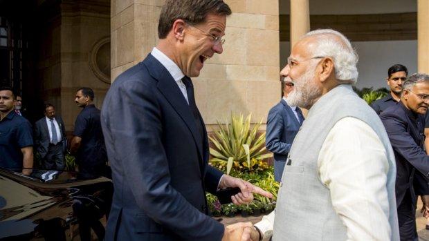 'China? Ondernemers missen vooral de boot naar India'