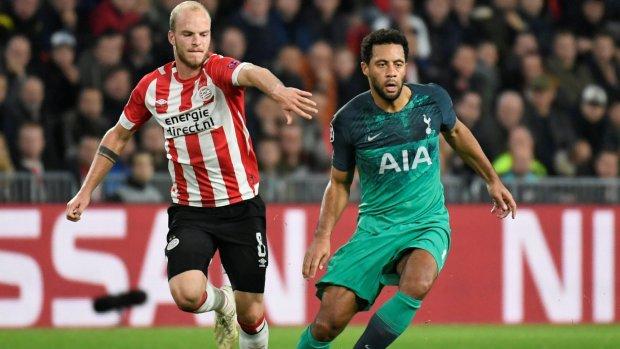 'Dembélé verlaat Tottenham Hotspur'