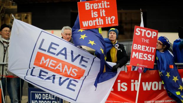 Cruciale brexitstemming: dit staat er op het spel