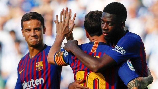 Nieuw record: salarissen FC Barcelona opgeteld 560 miljoen euro