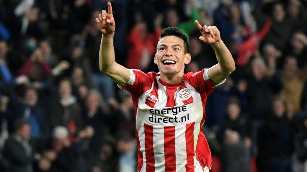 Lozano verkozen tot beste speler Noord- en Midden-Amerika
