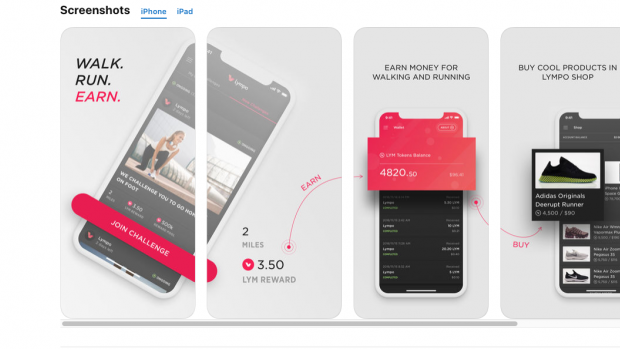 Squaten voor geld: app geeft crypto's voor workouts