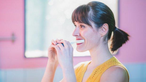 Binnenkort te koop: gadget die je tanden in 10 seconden poetst