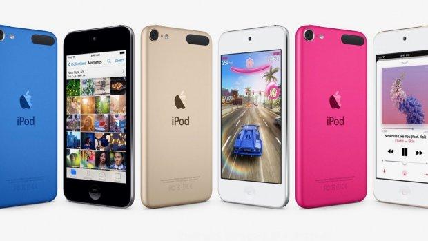'Nieuwe iPod Touch op komst, iPhones krijgen usb-c'