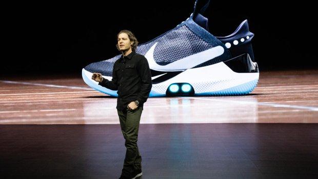 a00fea98e98 Slimme schoenen Nike verslikken zich in app-update