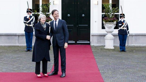 Rutte bereid tot uitstellen brexit, 'maar het is aan de Britten'