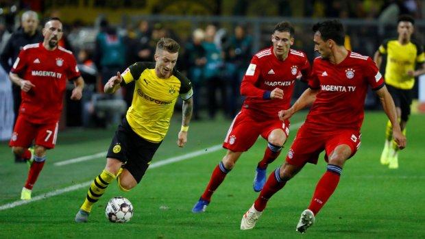 Borussia Dortmund komt met Bayern-verbod