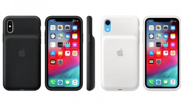 Apple lanceert batterijhoesjes voor nieuwe iPhones