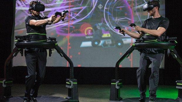 Rennen en gamen tegelijk bij Omniverse-esportstoernooi