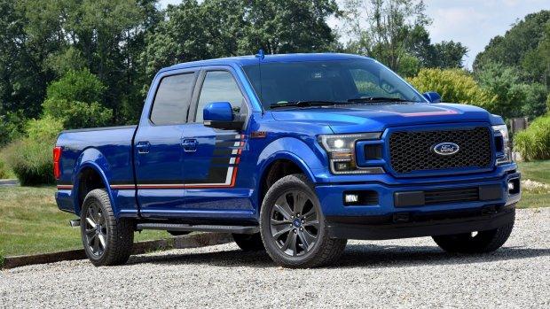Ook Ford komt met een elektrische pick-uptruck