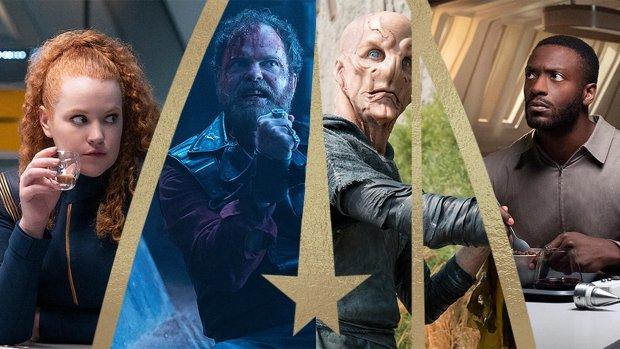 Korte films Star Trek Discovery staan op Netflix