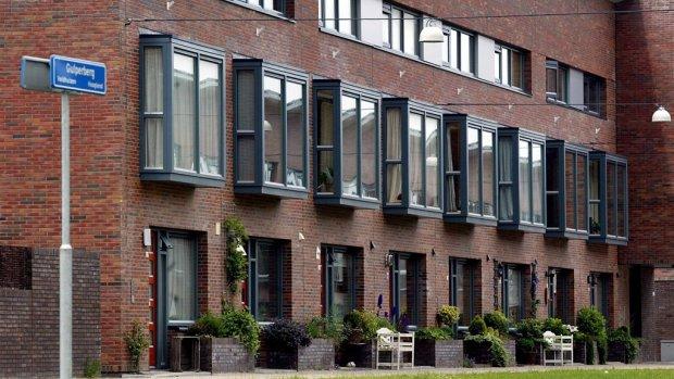 De huren stijgen minder hard, in Rotterdam zijn ze zelfs gedaald