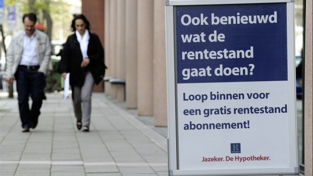 Topambtenaar: hypotheekrenteaftrek sneller afbouwen