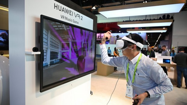 Amerikaanse anti-Huawei-wetgeving in de maak, Chinezen woest