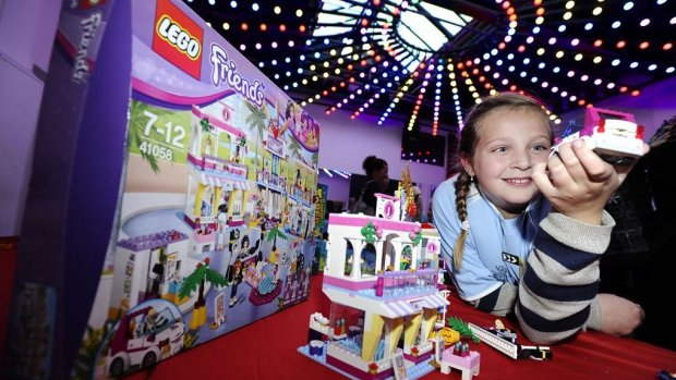 'Belegging in Lego levert meer op dan aandelen of goud'